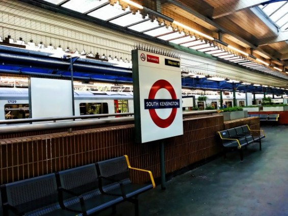 London South Kensington Tube