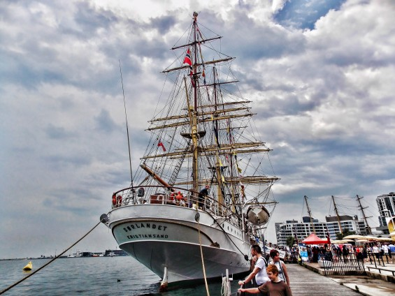 Tall Ship, Waterfront Festival