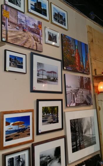 Art Prints at the Arts Market
