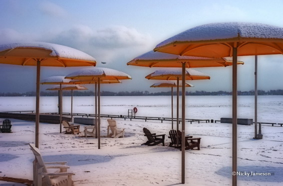 Winter on the Waterfront