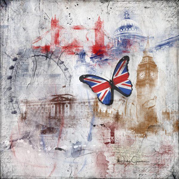 London Iconic - Nicky Jameson