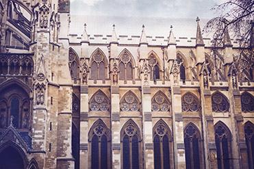 London Wall Art - Westminster Abbey