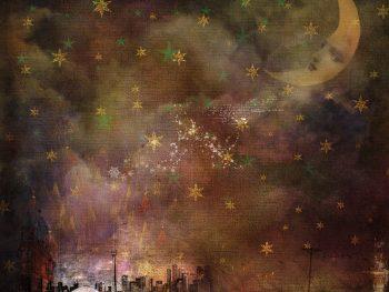 New Art – Cloudy Night