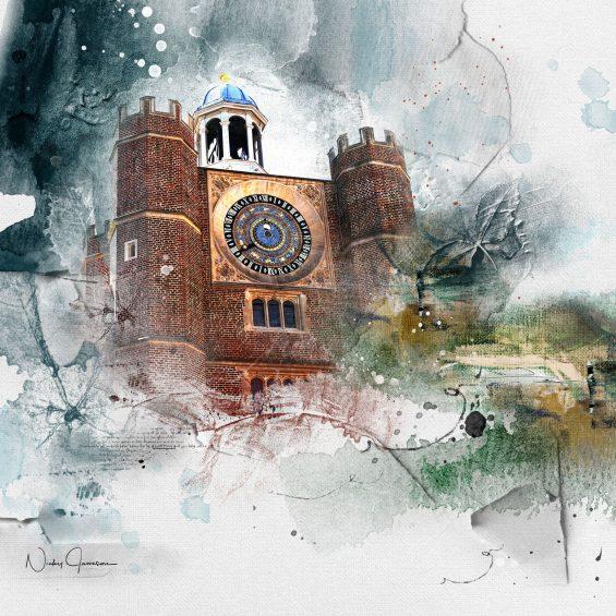 Hampton Court By Nicky Jameson